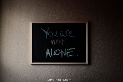 13825-You-Are-Not-Alone